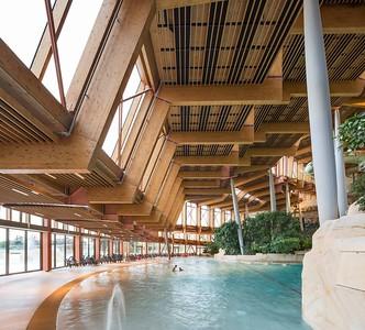 ENTRE-DEUX _ EXPO _ CENTRE DE DESIGN DE L'UQAM _ 2019 _ SFM _ Parc aquatique Aqualagon ©Luc Boegly