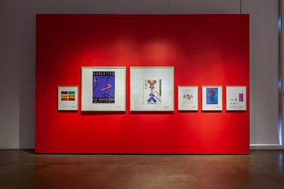 Le design graphique, ça bouge_Exposition_CENTRE DE DESIGN DE L'UQAM_2019_© Michel Brunelle