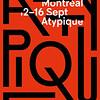 Identité, dessin de caractères et logotype, Julien Hébert