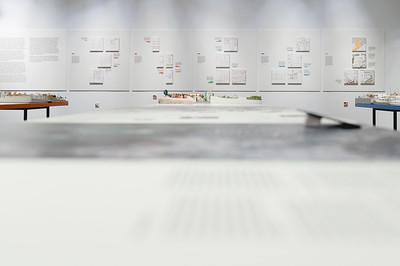 Devoirs d'architecture _ Exposition _ Centre de design _ saison 20-21 _ Photo promotionnelles _ Crédit Dominique Viau