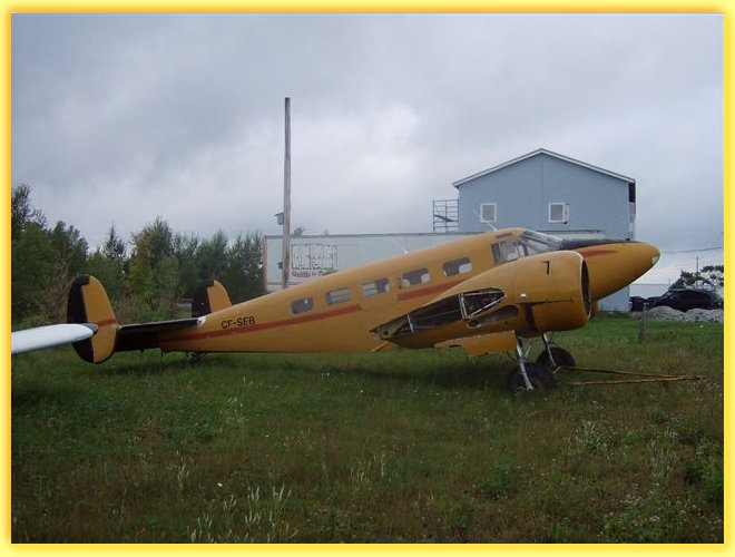 Beech 18 for sale near Valcour / Montreal  -  2015