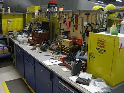 SAM machine shop