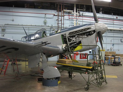 Fairey Firefly PP462 - ex RCN rescued from Ethiopia 1992