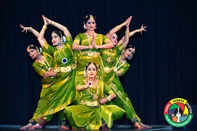 SAMARPANAM 2019 - Oct 26 Arpan Academy of Performing Arts.