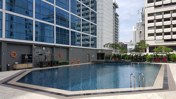 Swimming Pool, Level 4