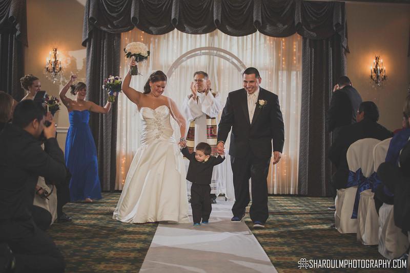 SAM & ROBBY'S WEDDING