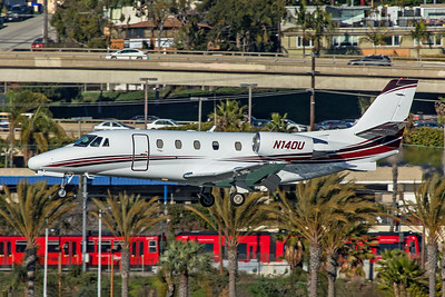 Cessna 560XL Citation Excel N140U 1-31-20
