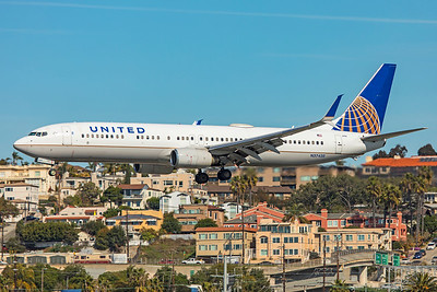United Airlines Boeing 737-924ER N37420 1-31-20