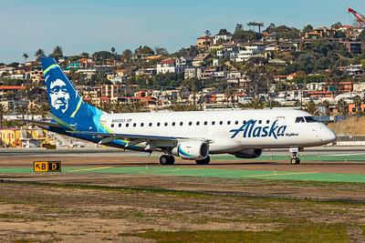 SkyWest Airlines Embraer ERJ-170-200LR N403SY 1-31-20
