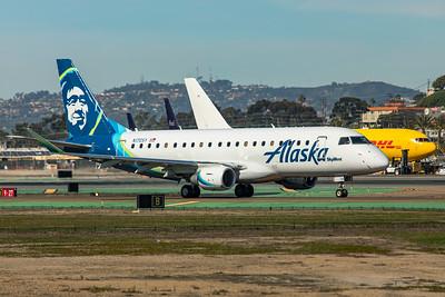 SkyWest Embraer ERJ-170-200LR N170SY 1-31-20