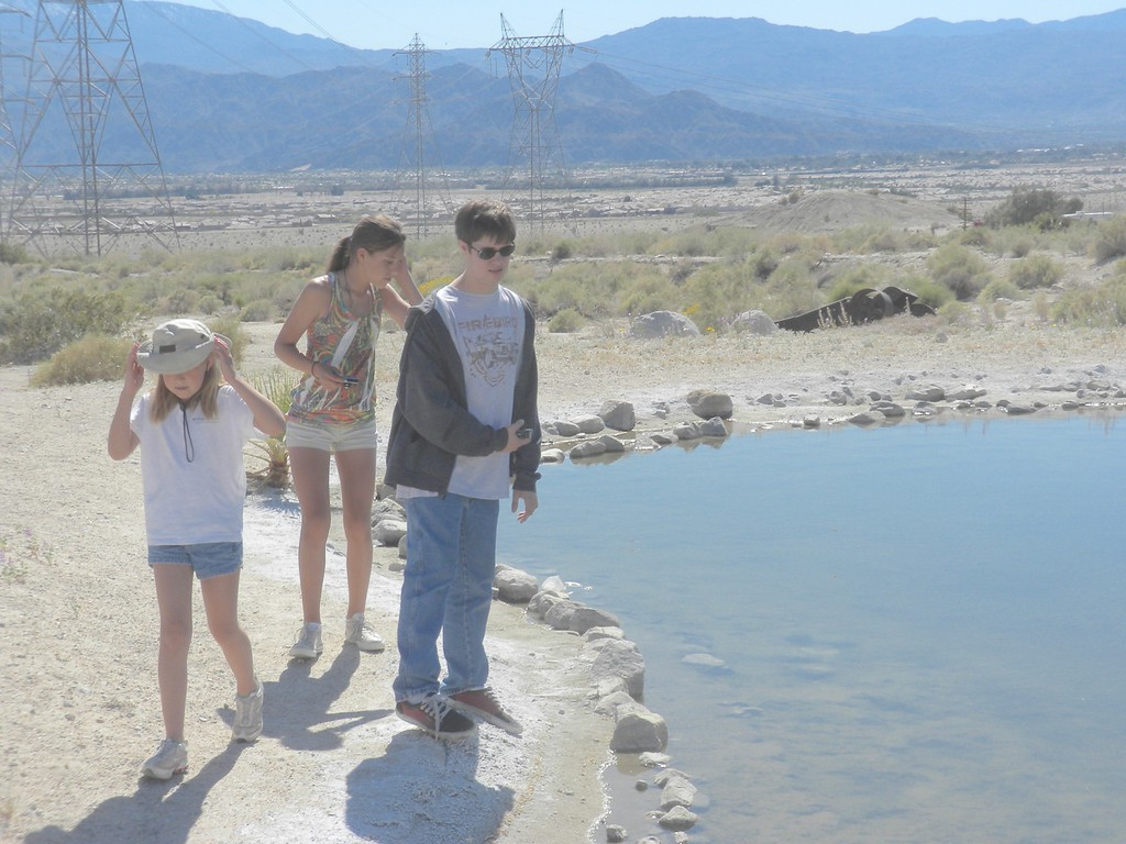 Jeep tour to the Earthquake fault area of Palm Desert, the Oasis and mining town - Version 2
