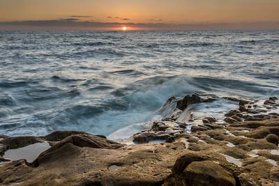Lajolla Sunset