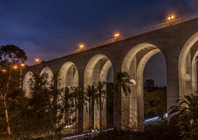Cabrillo Bridge San Diego