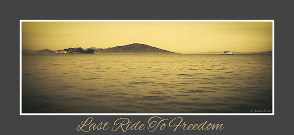 Last Ride To Freedom