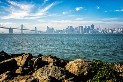 Richards___Early Morning San Francisco from Treasure Island