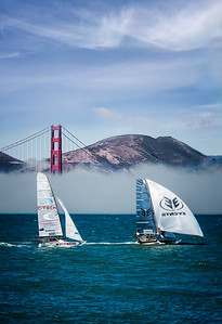 Kemmerer___The America's Cup Race in San Francisco Bay