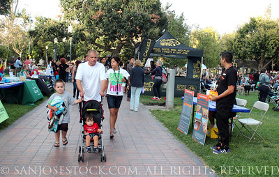 2015  NATIONAL NIGHT OUT ST JAMES PARK