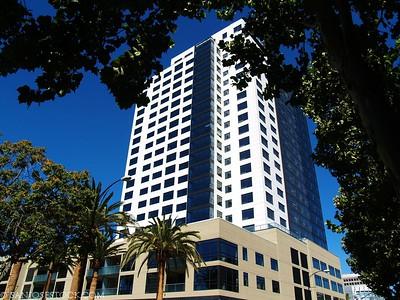 Downtown High-Rise towers, San Jose