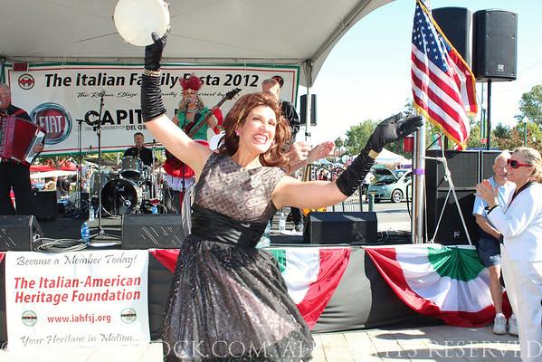 2012 ITALIAN FAMILY FESTA