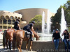 San Jose Mounted Unit at theCenter for Performing Arts