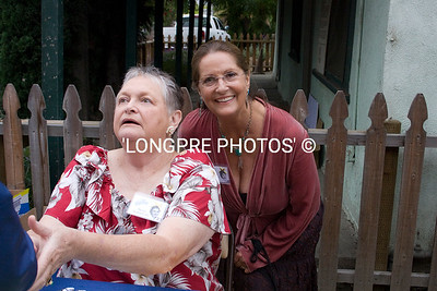 Checking in with PENNY HUBBARD and DRUDE (Latham) CLARK