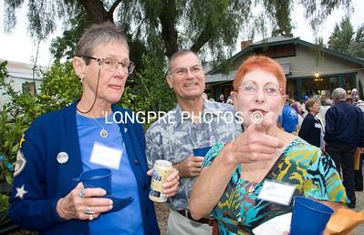SUZI HARRISON,  Larry with CAROL FISCH.