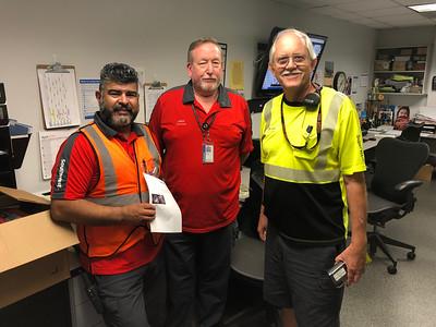 Safety Coin Winner - Safety Week
