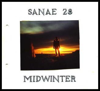SANAE 28 Midwinter Menu