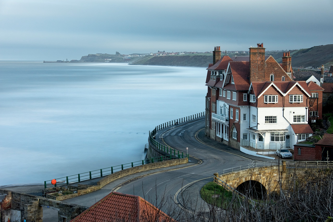 SANDSEND HOTEL AND THE BAY