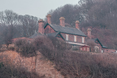 SANDSEND STATION HOUSE