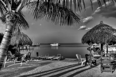 Peaceful Evening at Jensen's Marina, Captiva