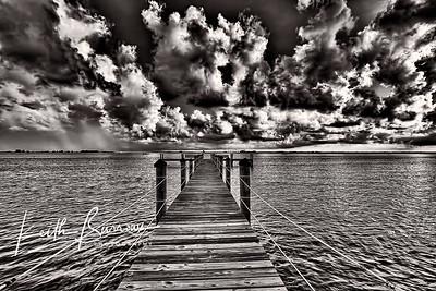 Dock On The Bay, Sanibel Island
