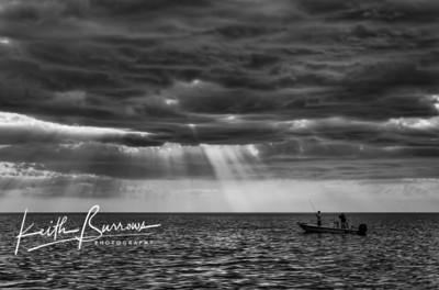 A Fisherman's View, Captiva Island