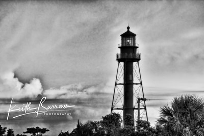 Dramatic Lighthouse