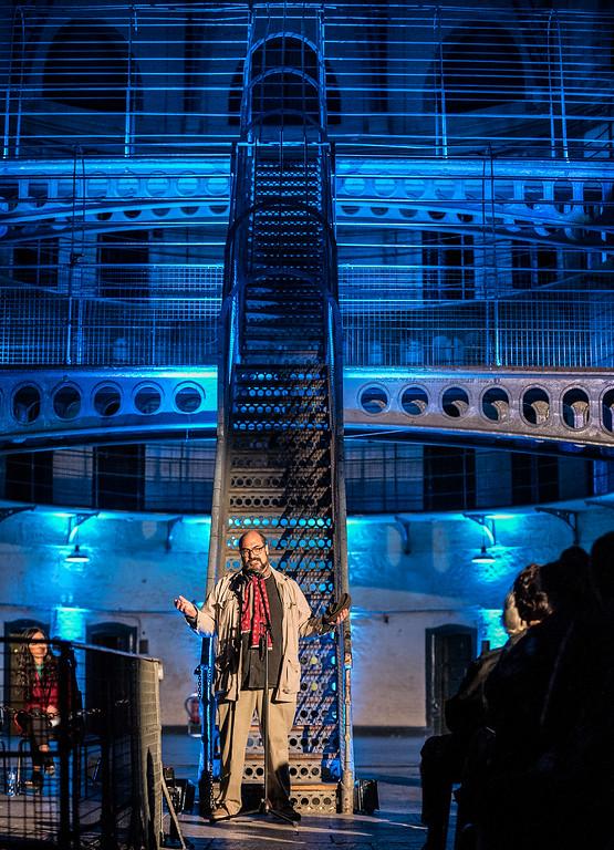 SAOIRSE live at Kilmainham Gaol