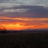 Sunrise at ESCAPE, at Philmont Training Center