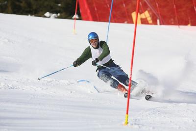 Snowshoe Slalom