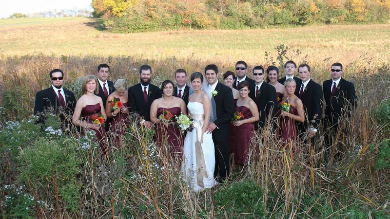SARAH AARON'S  WEDDING