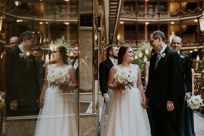 SARAH // ERIK WEDDING