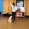 Sarah, training