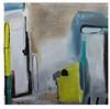 Treasure Chest II-Hochstatter, 42x42 on canvas