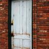 Scuffed Door