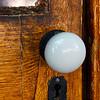 Porcelain Doorknob