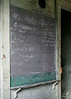 Farm School Chalk Board