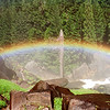 Mist Trail Rainbow