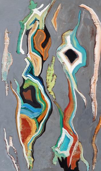 Cabrillo Cove-Langford, 32x54 stretched canvas