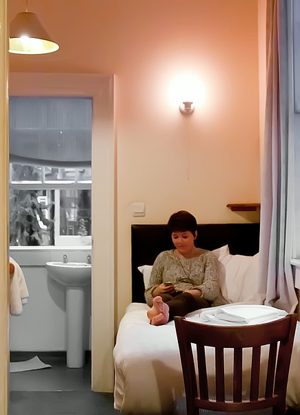 Parade Hotel in Bath