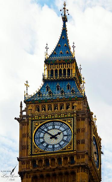 Top of Big Ben