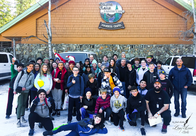 Hume Winter Camp 2018 Group Picture