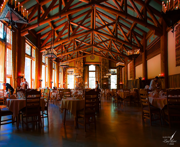 Ahwahnee Dining Room